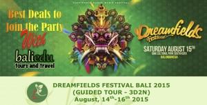 Bali EDM Festival 2015